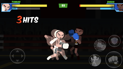 Stick Boxing: Super Star screenshot 5