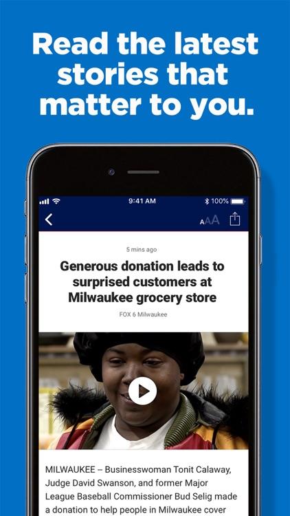 FOX 6: Milwaukee News & Alerts