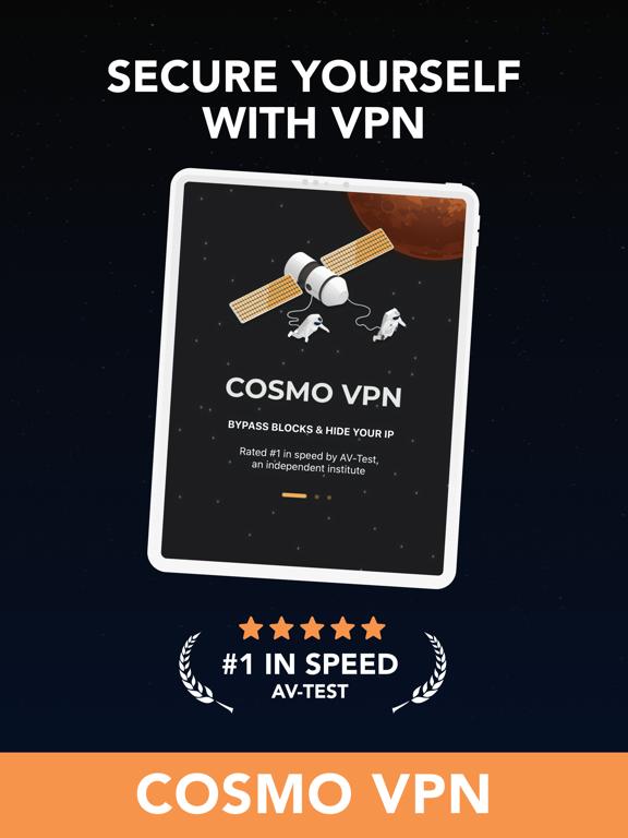 Cosmo VPN screenshot 7