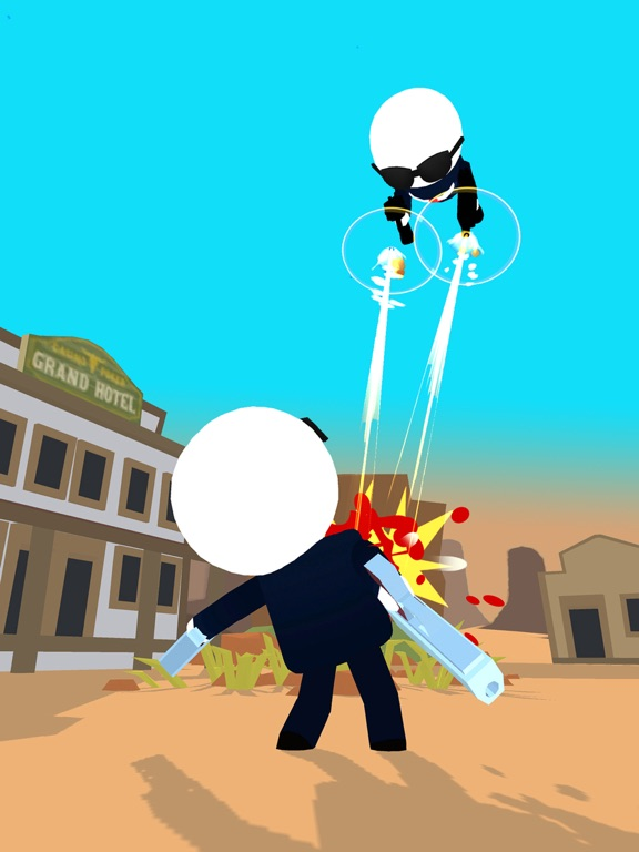 Master Gun: Shoot or Be Shot screenshot 12