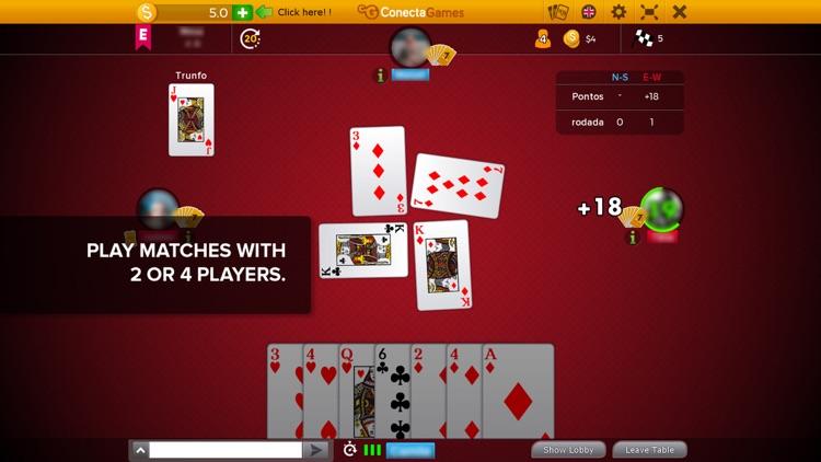 Sueca Multiplayer Game screenshot-3