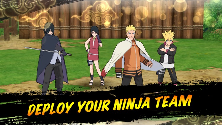NARUTO X BORUTO NINJA VOLTAGE screenshot-5