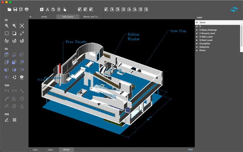 DWG Tools Professional Screenshot