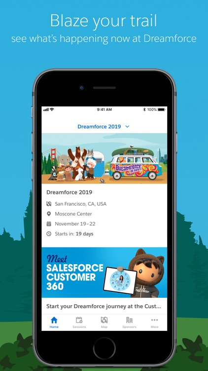 Salesforce Events screenshot-8