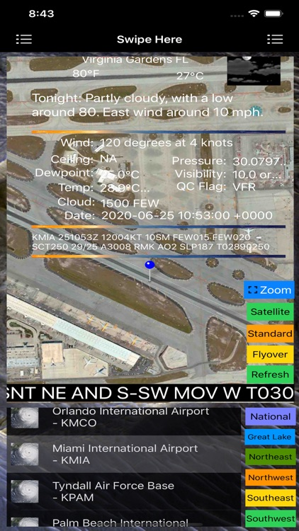 Instant Aviation Weather Pro screenshot-3