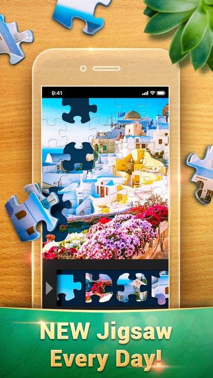 Magic Jigsaw Puzzles screenshot-0