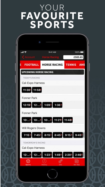 GentingBet Live Sports Betting screenshot-3