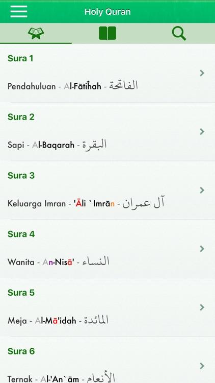 Quran Tajwid Indonesian Bahasa