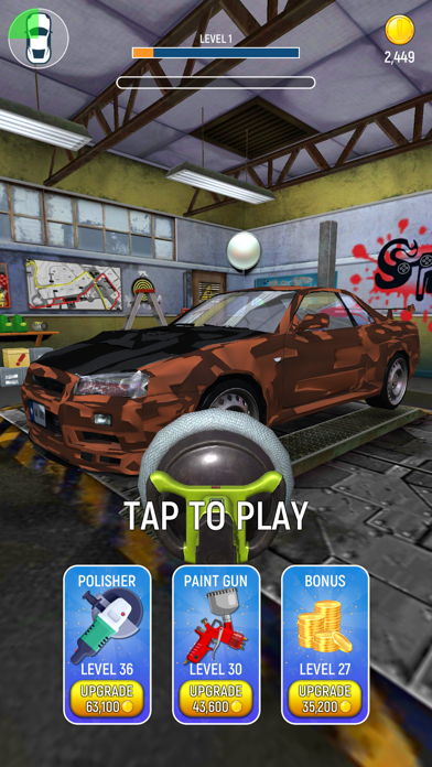Car Mechanic! screenshot 2