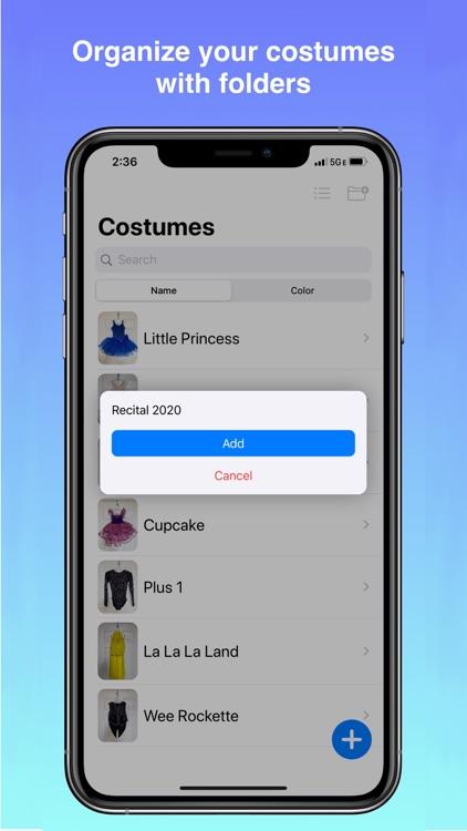 Costumize - Digital Inventory screenshot-4