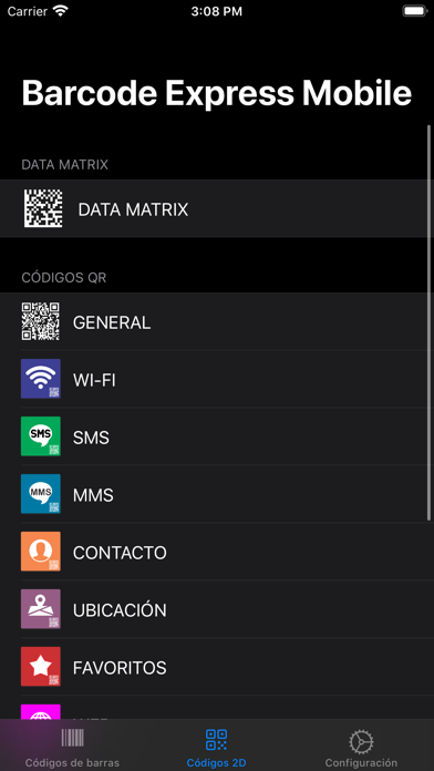 点击获取Barcode Express