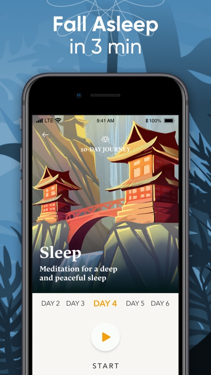 BetterMe: Meditation & Sleep