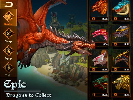 War Dragons Revenue Download Estimates Apple App Store Us