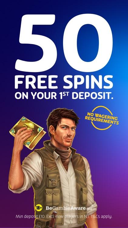 Play Casino Games at PlayOJO screenshot-9