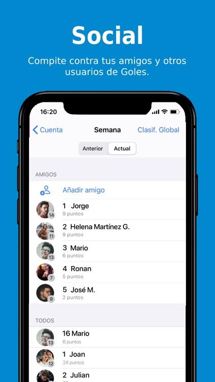Goles Messenger screenshot-4