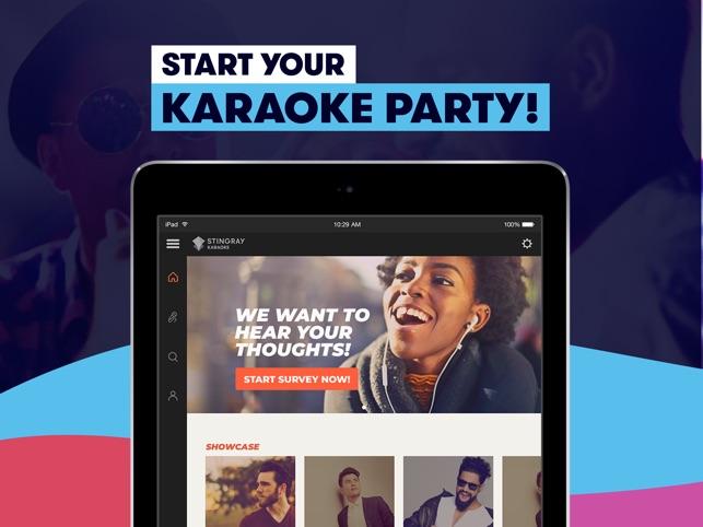 Karaoke Mac App Store