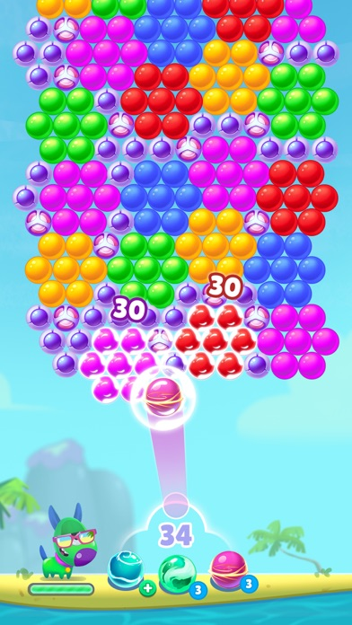 Bubble Shooter Story™ screenshot 3