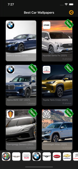 Best Car Wallpapers All Cars On The App Store