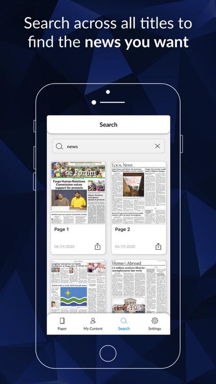 The Forum E-paper screenshot-3