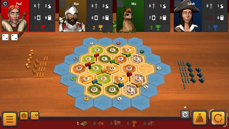 Catan Universe screenshot-0