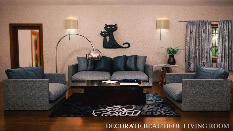 Home Design Makeover Ideas 3D screenshot-3