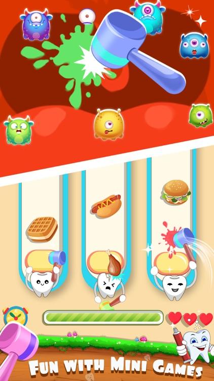 Pet Doctor Dental Care Game screenshot-5