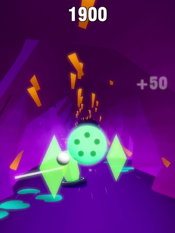 Crystal Rhythm screenshot 10