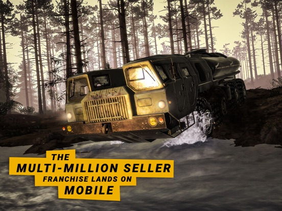 MudRunner Mobile screenshot 10