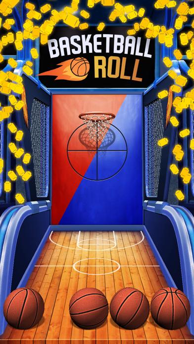 Basketball Roll screenshot 1