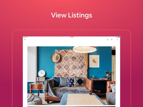 iPad Image of Airbnb