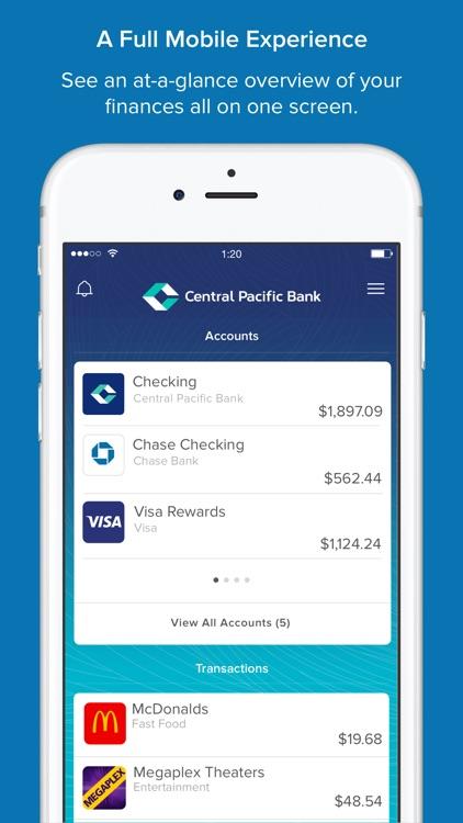 Central Pacific Bank screenshot-4