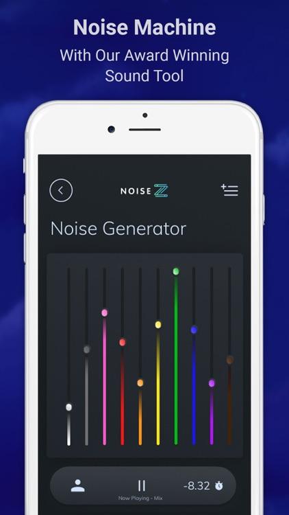 NoiseZ: Soothing Sleep Sounds