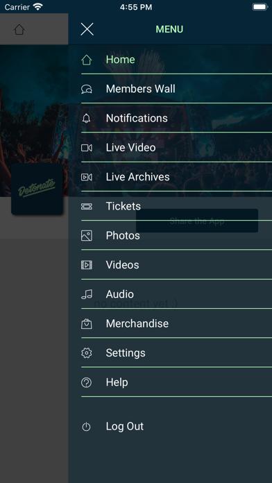 Detonate - Members App screenshot 3
