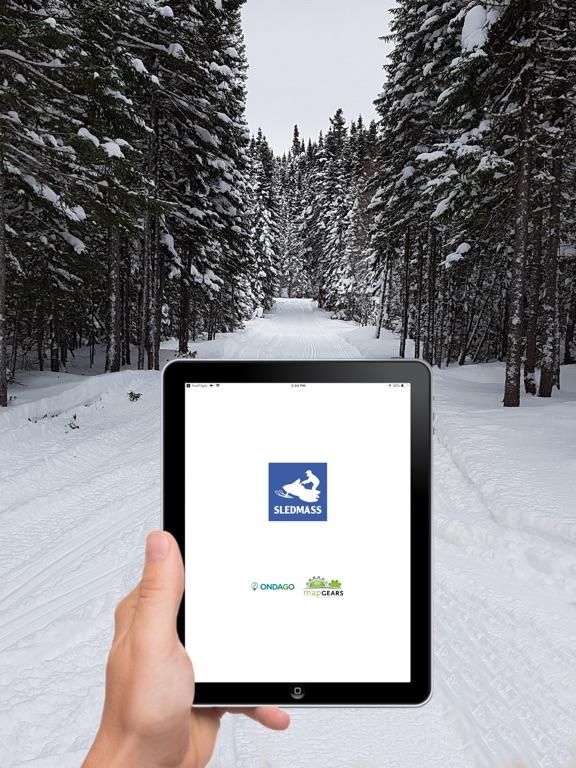 Ride Sledmass Trails screenshot 6