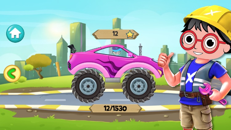 Ryan Toys Car Wash Games screenshot-3