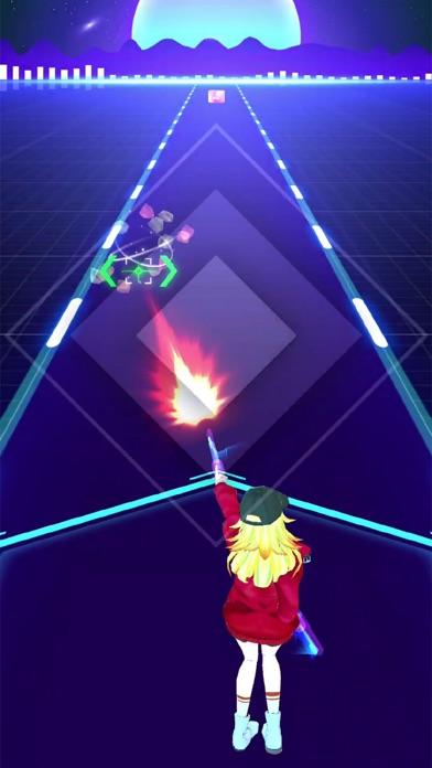 Dancing Bullet EDM screenshot 1