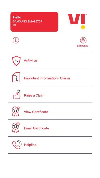 Vodafone Mobile Shield screenshot-3