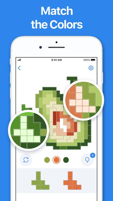 Blockugram - Block Puzzle Game screenshot 2