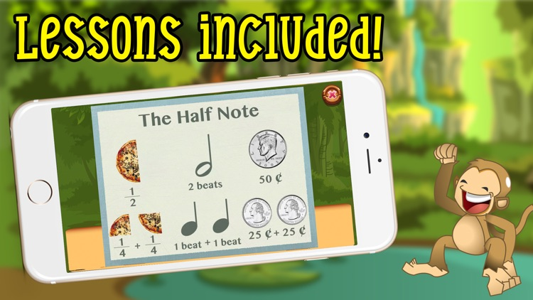Rhythm Swing- Music Drills screenshot-4