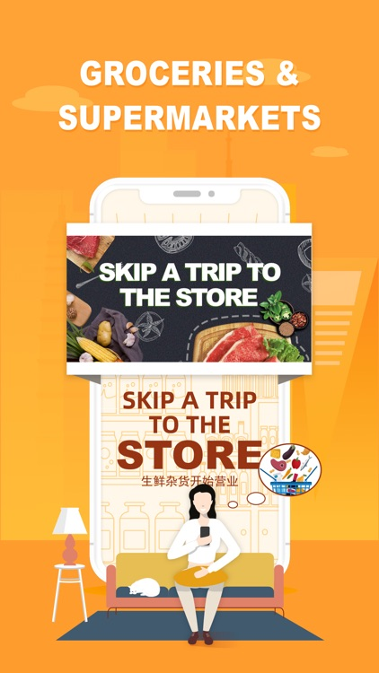 Sherpa's - Food Delivery screenshot-3