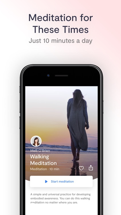 Mindfulness.com Meditation App screenshot-3
