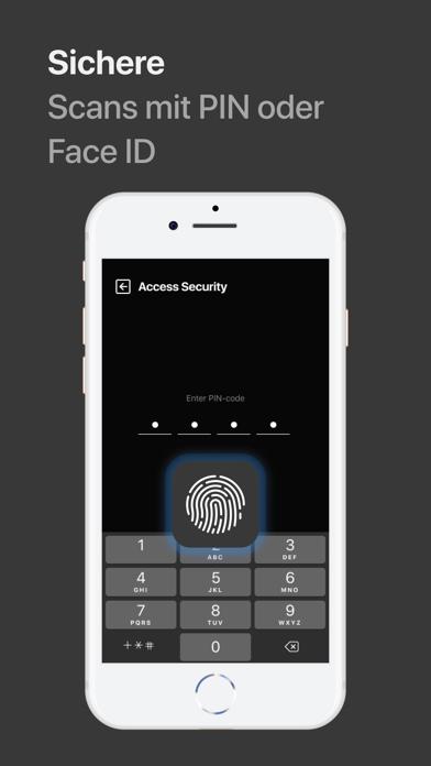 Scanner App: Scannen von PDFScreenshot von 8
