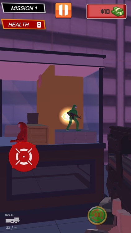 Battle Royal: imposter Agent screenshot-3