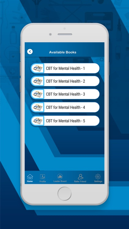 CBT For Mental Health screenshot-3
