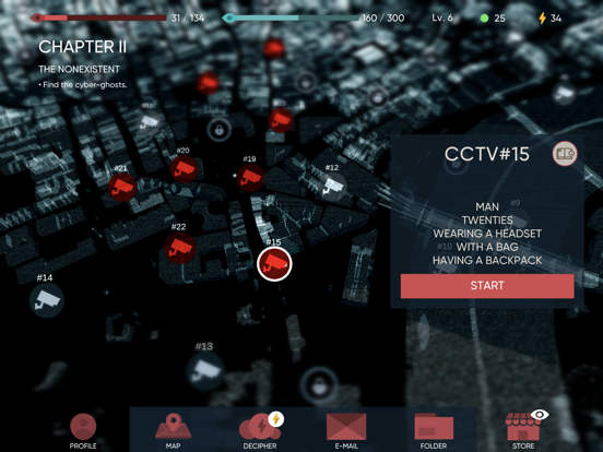 Recontact London: Cyber Puzzle screenshot 7