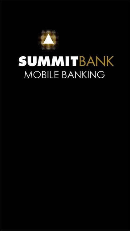 Summit Bank(OR) Mobile Banking