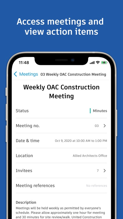 PlanGrid Build Field App screenshot-4