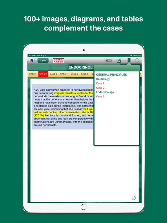 First Aid Cases USMLE Step 2CKのおすすめ画像5