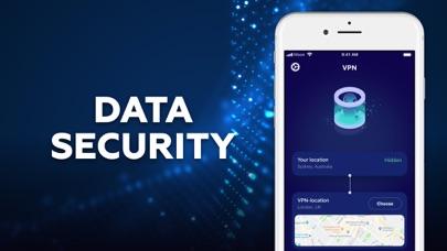 VPN TrackBlock: data safetyScreenshot of 2