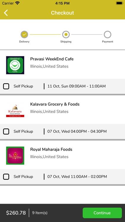 Pravasi Cart - Buyer screenshot-8